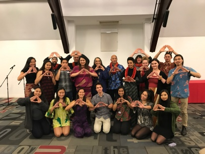 Kanaka Maoli at Brown March 9 2019